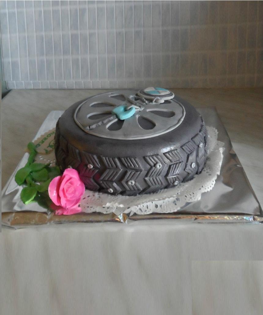 Торт водителю в 60 лет