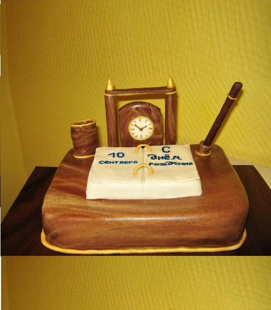 торт для начальника мужчины фото различных срезах