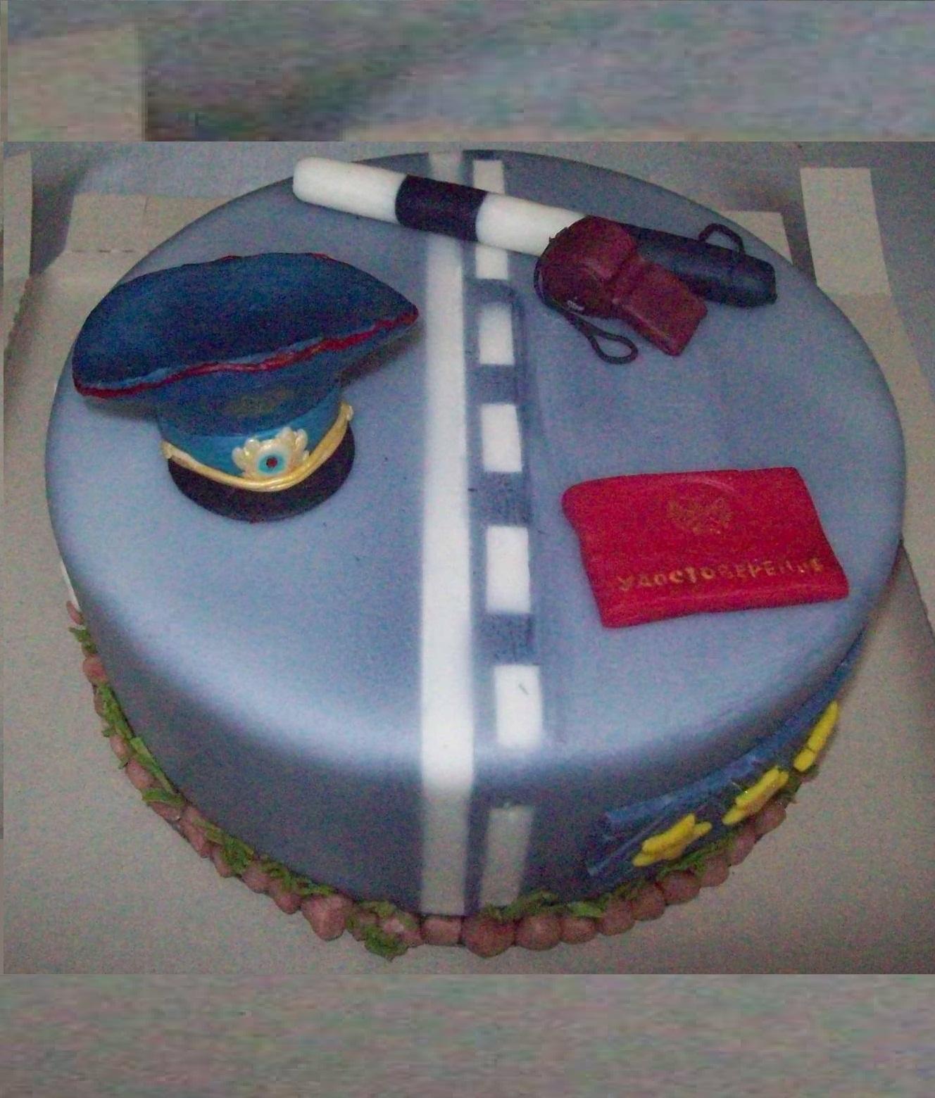 Картинки старший лейтенант полиции гибдд для торта
