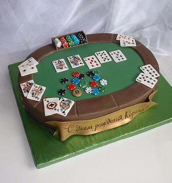 Поздравления с днем рождения для покериста