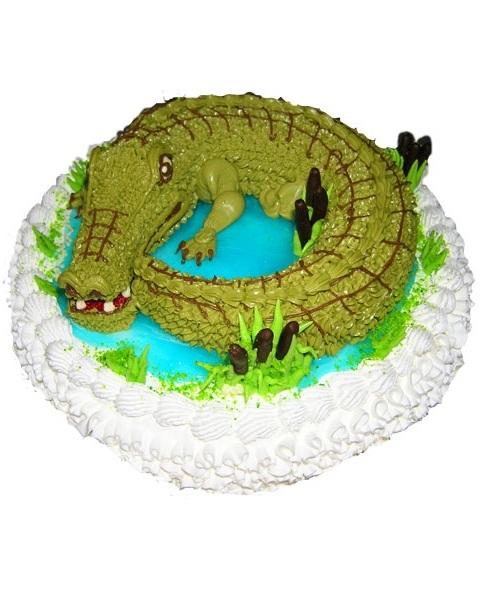 выяснилось, что торт крокодил картинки бюджетное
